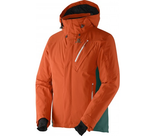 Geaca Ski si Snowboard Salomon Iceglory M Orange