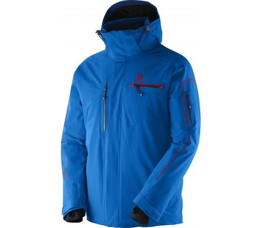 Geaca Ski si Snowboard Salomon Brillant M Blue