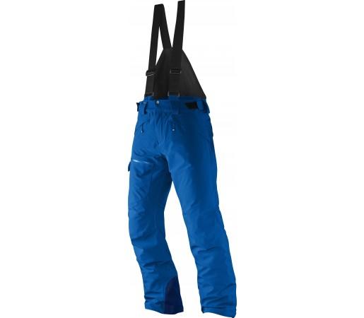 Pantaloni Ski si Snowboard Salomon Chillout Bib M Blue