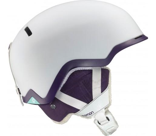 Casca Ski si Snowboard Salomon Shiva Custom Air White/Indigo