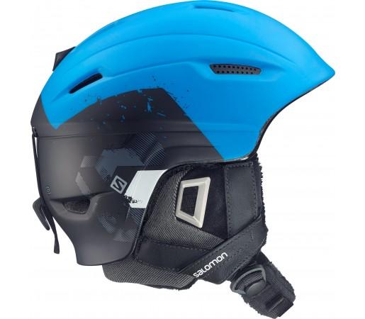 Casca Ski si Snowboard Salomon Ranger Custom Air Blue/Black
