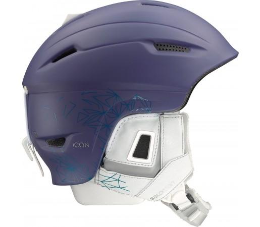 Casca Ski si Snowboard Salomon Icon Custom Air Indigo