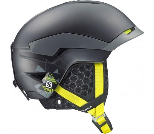 Casca Ski si Snowboard Salomon Quest Black/Grey