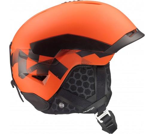 Casca Ski si Snowboard Salomon Quest Orange