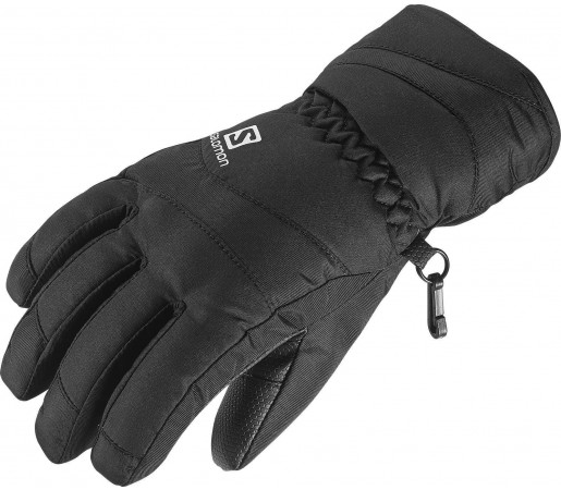 Manusi Salomon Electre Glove Jr Black