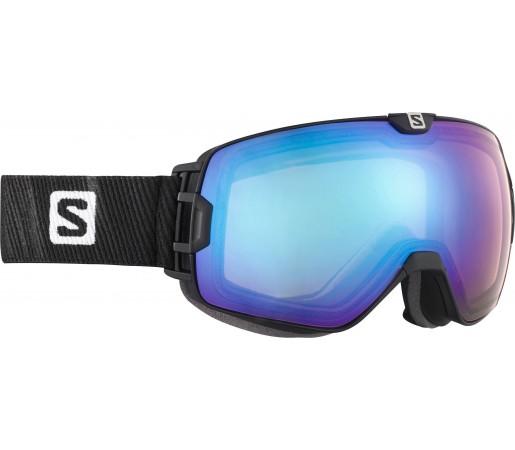 Ochelari Ski si Snowboard Salomon X-Max Photo Black
