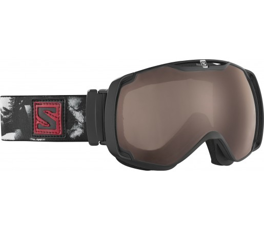 Ochelari Ski si Snowboard Salomon X-Tend Black/Red