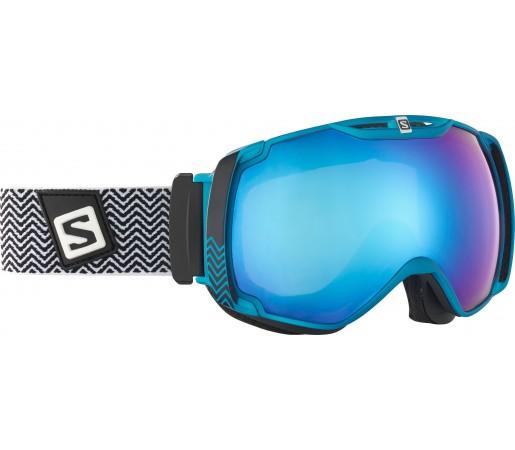 Ochelari Ski si Snowboard Salomon X-Tend Blue