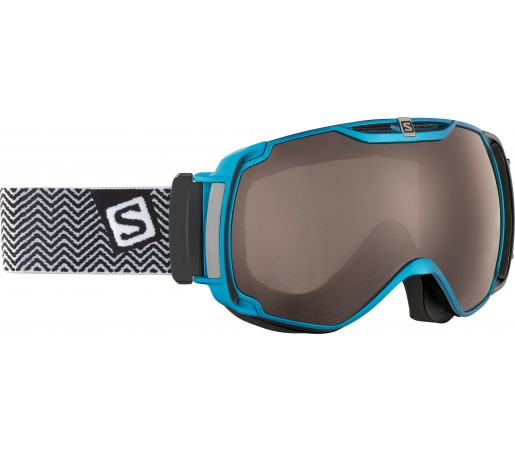 Ochelari Ski si Snowboard Salomon X-Tend Blue/Black