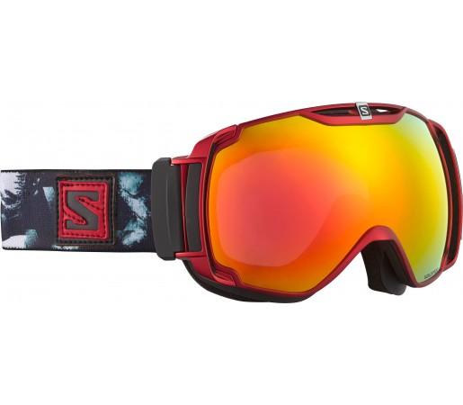 Ochelari Ski si Snowboard Salomon X-Tend Red