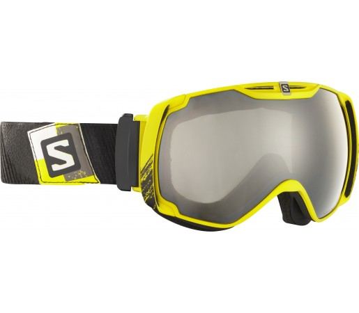 Ochelari Ski si Snowboard Salomon X-Tend Black/Yellow/White
