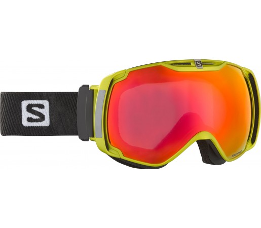 Ochelari Ski si Snowboard Salomon X-Tend Black/Yellow/Orange