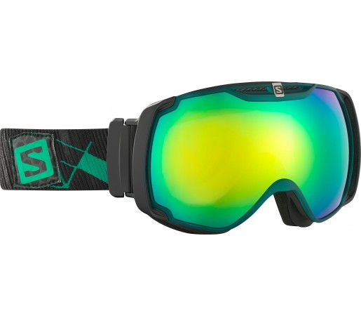 Ochelari Ski si Snowboard Salomon X-Tend Green