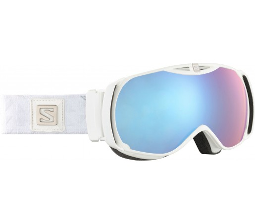 Ochelari Ski si Snowboard Salomon X-Tend White