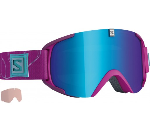 Ochelari de schi si snowboard Salomon X-View S + Xtra lens