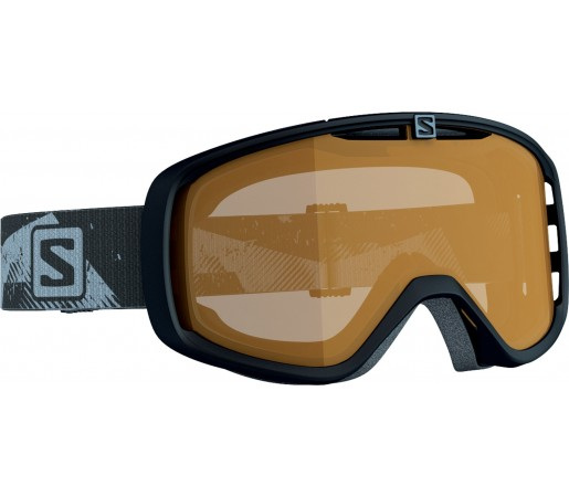 Ochelari Ski si Snowboard Salomon Aksium Black/ Orange