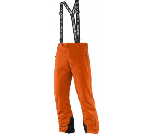 Pantaloni de Ski si Snowboard Salomon Whitemount GTX MF M Portocalii