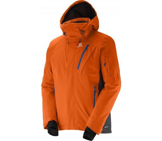 Geaca de Ski sau Snowboard Salomon Iceglory M Portocalie