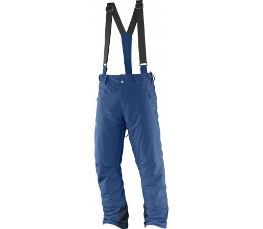 Pantaloni de Ski si Snowboard Salomon Iceglory M Albastri