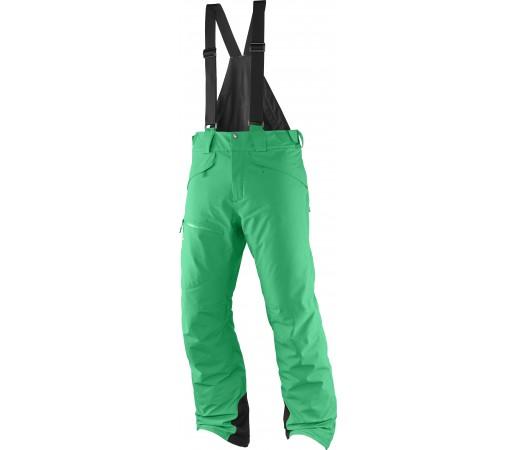 Pantaloni Ski si Snowboard Salomon Chill Out Bib M Verzi