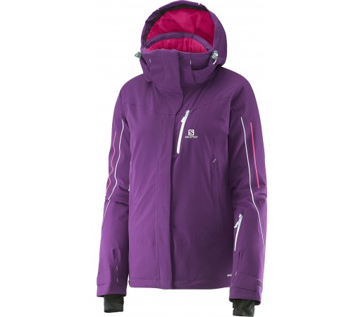 Geaca de Ski sau Snowboard Salomon Iceglory W Violet
