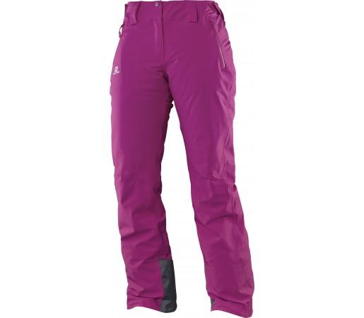 Pantaloni de Ski si Snowboard Salomon Iceglory W Mov