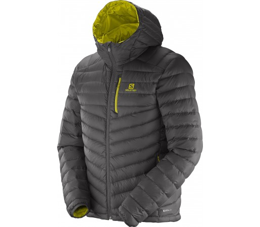 Geaca Salomon Halo Hooded M Gri