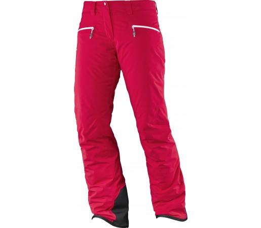 Pantaloni de Ski si Snowboard Salomon Whitecliff GTX W Roz