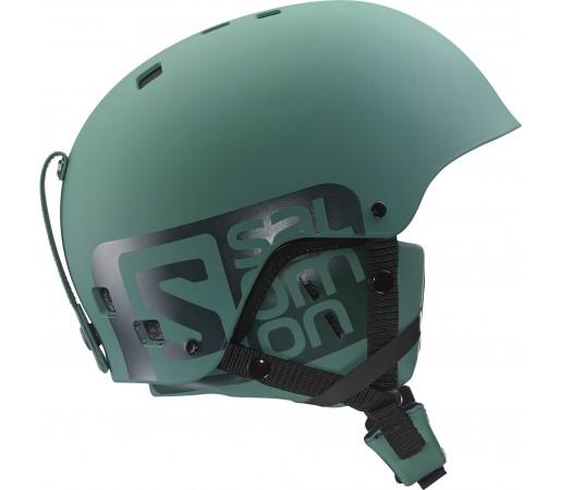 Casca schi si snowboard Salomon Brigade Verde