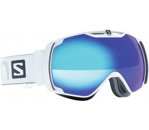 Ochelari de schi si snowboard  Salomon X-Tend Alb