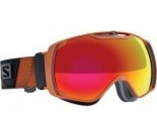 Ochelari de schi si snowboard Salomon X-Tend Portocaliu