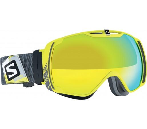 Ochelari de schi si snowboard  Salomon X-Tend Galben