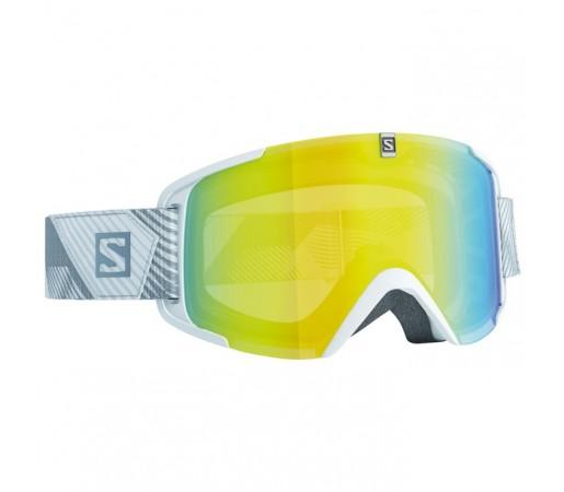 Ochelari schi si snowboard Salomon XView Albi