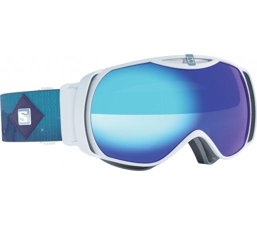 Ochelari de schi si snowboard Salomon X-Tend S Blue