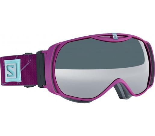 Ochelari de schi si snowboard Salomon X-Tend S Grey