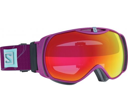 Ochelari de schi si snowboard Salomon X-Tend S Purple