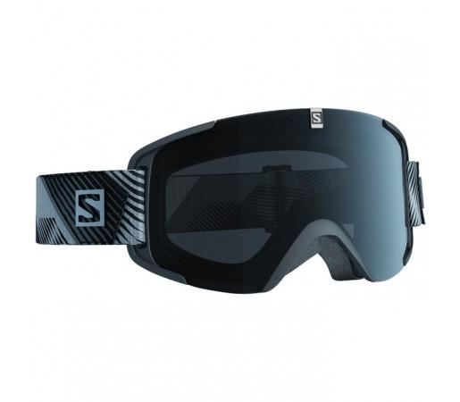 Ochelari schi si snowboard Salomon XView Polarized Negri
