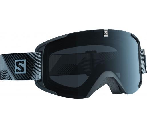 Ochelari de schi si snowboard Salomon X-View Polarized Negru