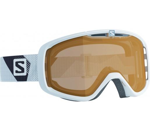 Ochelari Schi si Snowboard Salomon Aksium Access White