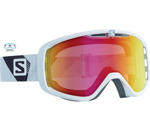 Ochelari Schi si Snowboard Salomon Aksium Alb