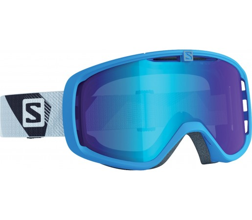 Ochelari Schi si Snowboard Salomon Aksium Albastru