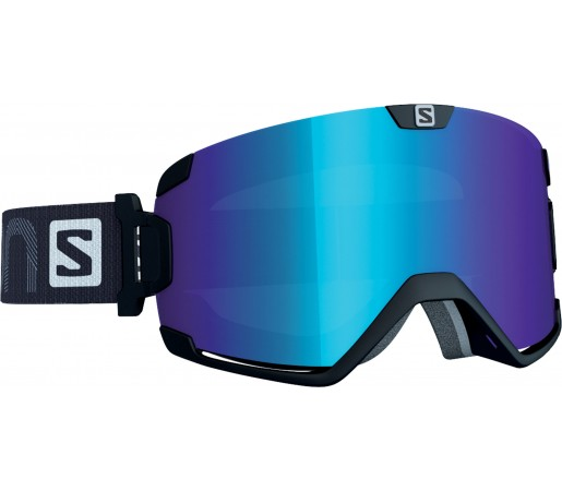 Ochelari Schi si Snowboard Salomon Cosmic AFS Negru