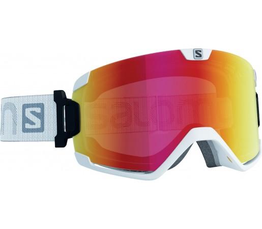 Ochelari Schi si Snowboard Salomon Cosmic AFS Alb
