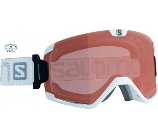 Ochelari Schi si Snowboard Salomon Cosmic AFS Access Alb