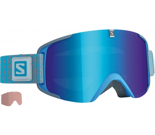 Ochelari de schi si snowboard Salomon X-View + Xtra Lens