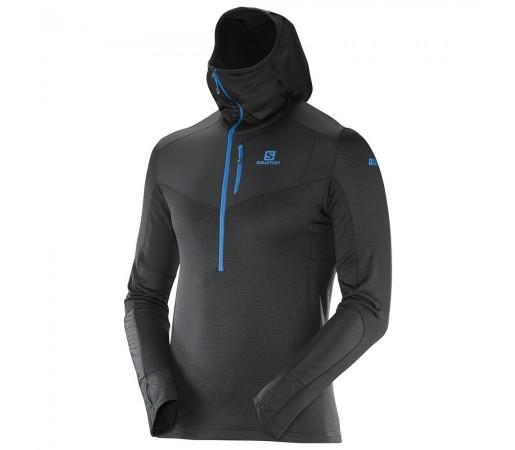 Bluza Salomon M S-Lab X Alp Neagra