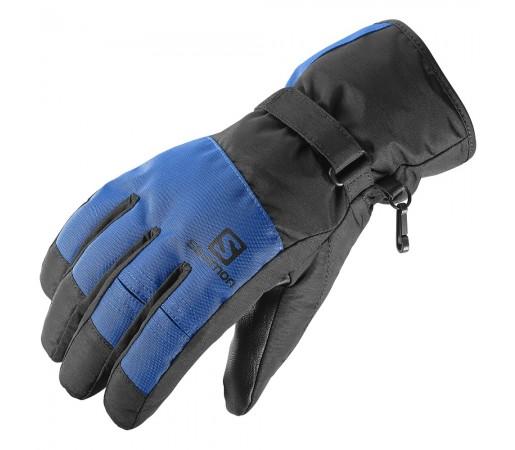 Manusi Salomon M Force GTX Albastre/Negre