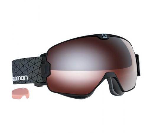 Ochelari schi si snowboard Salomon Acces X-Max Negri