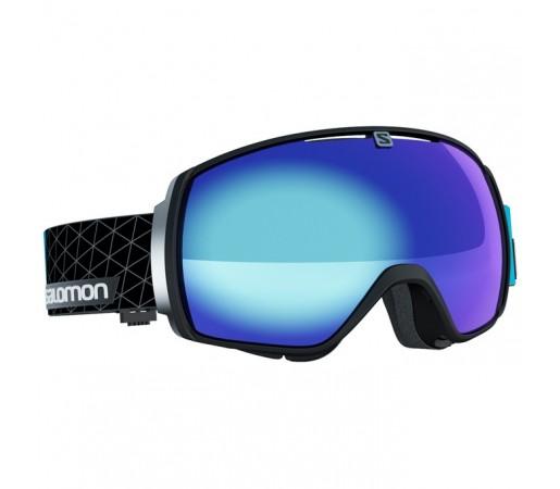 Ochelari schi si snowboard Salomon XT One Negri/Albastri