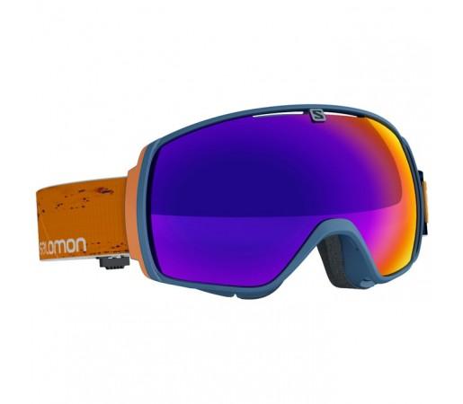 Ochelari schi si snowboard Salomon XT One Albastri Navy